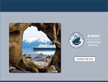 Tablet Preview of amhslearningportal.alaska.gov